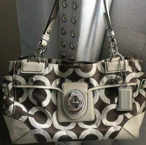 Beautiful authentic Coach bag